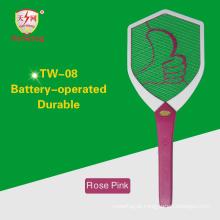 Mata-moscas eletrônico mosquito swatter com ce & rohs