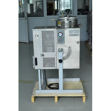 Solvent Recovery Machine and Metal