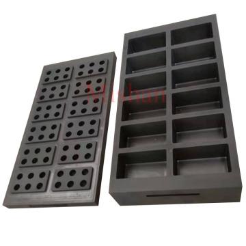 Graphite Block Graphite Ingot mold for 1oz coins