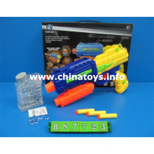 Airsoft Gun Toy Laser Water Bullet and Soft Bullet (887723)