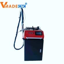 Máquina de soldadura láser de fibra de mano CNC