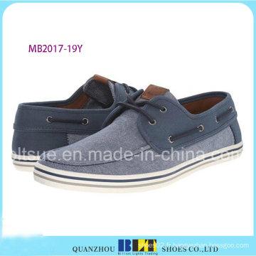 Hommes affaires occasionnels bateau chaussures