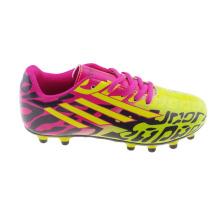 Baja calidad de los zapatos de precio de fútbol con un nuevo estilo