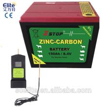 Batterie rechargeable pour électrificateur de clôture