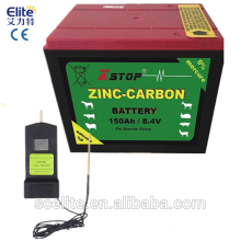 Bateria recarregável para eletrificador de cerca elétrica