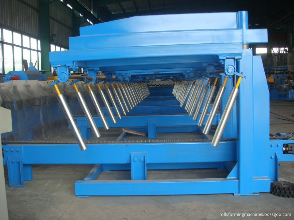 Full-Automatic Electric Metal Palletizer