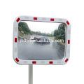 60x80cm пластиковый внешний трафик светоотражающий квадрат выпуклое зеркало