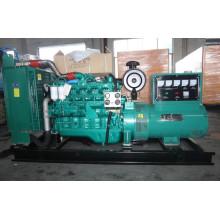 Дизельный генератор с шеститактным двигателем Yuchai мощностью 100 кВт