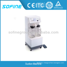 Electric Suction Apparatus,Surgical Suction Machine