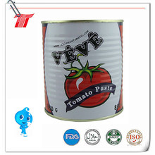 800g Veve Brand Organic Canned Tomato Paste