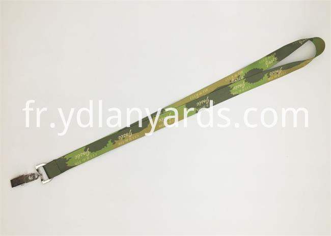 Customizable Polyester Lanyards
