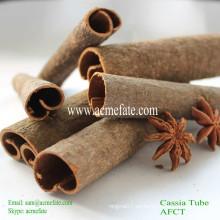 Productos de especias y hierbas Canela china Cassia Tube