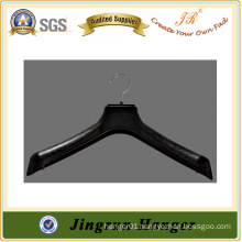 Black Color Resin Hanger For Garment