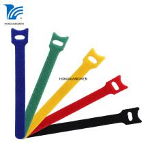 Braçadeiras de cabo de nylon coloridas por atacado