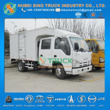 ISUZU Double Cab Cargo Truck