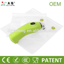 Smart vacuum sealer,poly pack vacuum sealer with bags