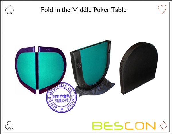 Fold in the Middle Poker Table-3