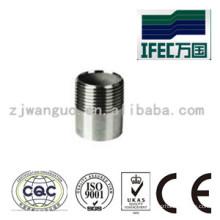 Sanitary Stainless Steel Thread Nipple (IFEC-FT100002)