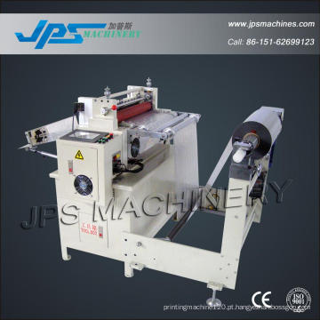 Máquina eletrônica do cortador da película do rolo à folha