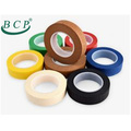 Red PVC electrical tape