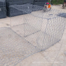 Army border perimeter gabion Factory/ wire mesh gabion box