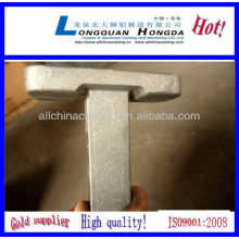Qingdao OEM aluminum alloy die casting tube