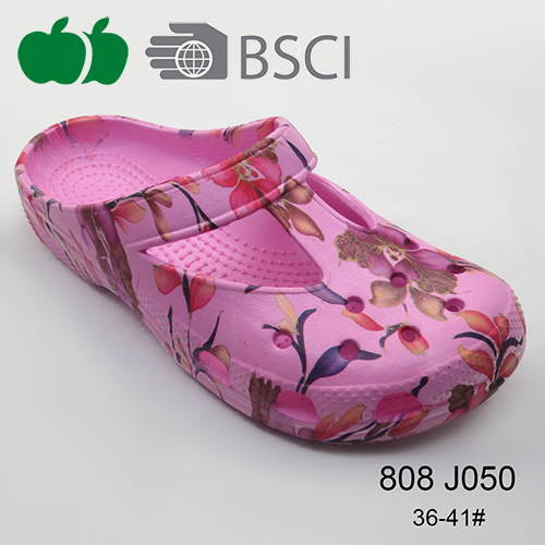 summer garden clogs slipper