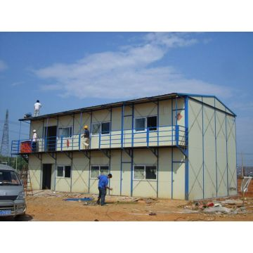 Light Steel Prefabricated/Prefab/Portable Building House