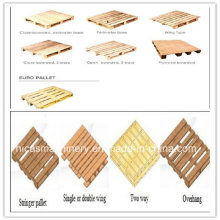 China Automatic Nailer Machine Wood Pallet Nailer Machine