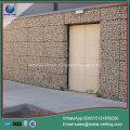 welded gabion wall flood control gabons