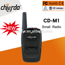 Chierda CD-M1 Cheap Cost UHF handheld FM Transceiver