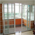 Matériau magnétique (CPE) pour fenêtre pvc
