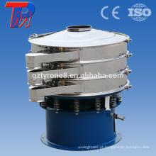 Certificação CE de 1 camada de telas vibratórias de um único convés da China