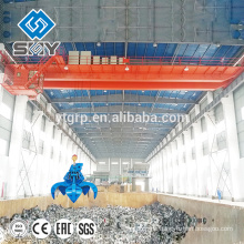 20 Tons Double Girder Overhead Grab Crane