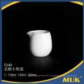 China Lieferant royal Hotel verwenden weißen Porzellan Topf