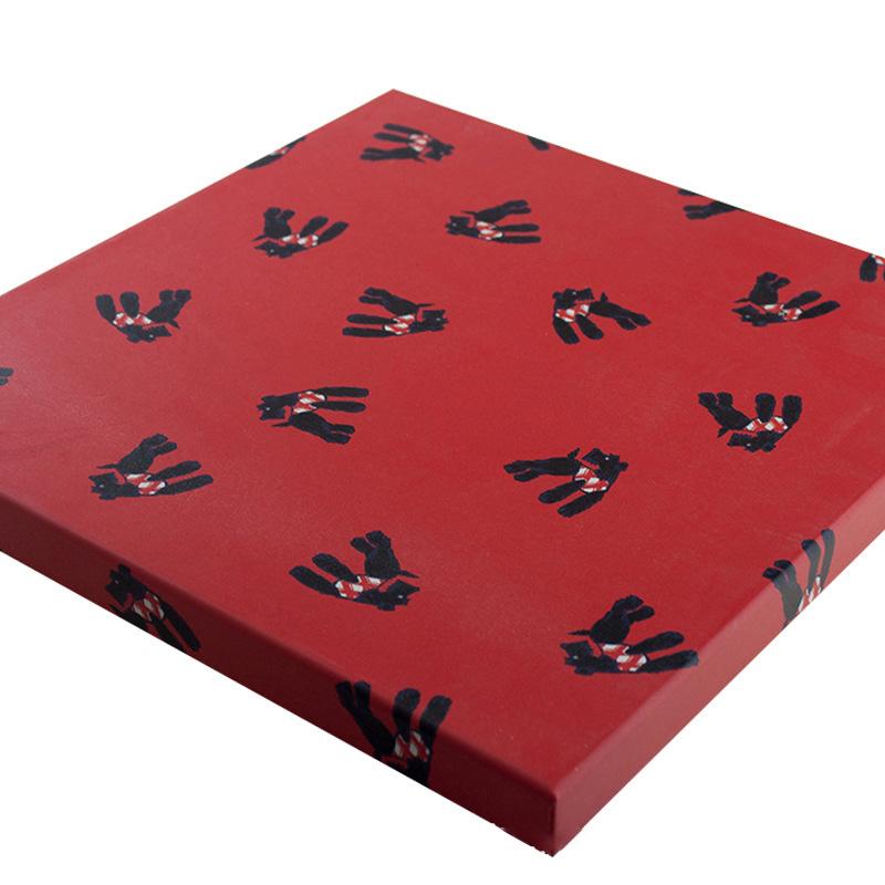 Gift Box Custom Logo
