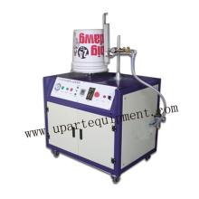 Máquina de tratamiento de llamas de cubo de plástico