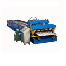 Wellblech-Rolle, die Maschine herstellt