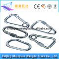 Customized Antique Accessories aluminium die casting parts aluminum snap hook