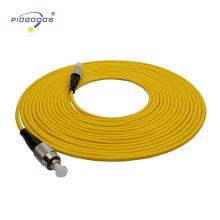ФК/СКП высокое качество крытый симплексный гибкий провод одиночного режима G652D шнур 2.0 мм 3.0 мм Китай поставщик фабрики