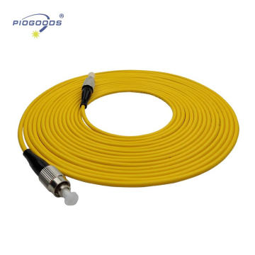 FC/UPC single mode indoor jumper wire G652D 2.0mm 3.0mm diameter china factory supplier