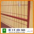 Hochwertige geschweißte Maschendraht- / kohlenstoffarmer Stahl galvanisierte geschweißte Maschendrahtplatten (Fabrik 20 Jahre)