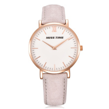 Classic luxury female wrist quartz watch