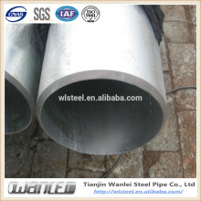 BS1387 hot dipped galvanized steel pipe