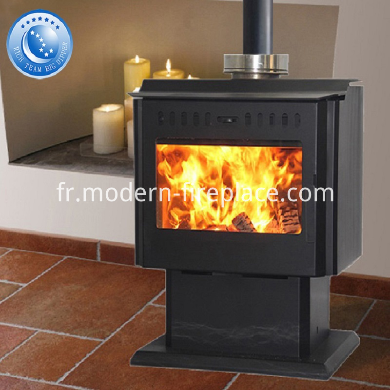 Fitting A Wood Fire Heat Stoves