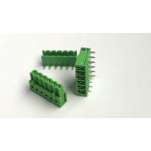 Placa PCB para placa de terminais de pinos tortos