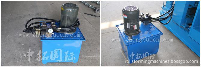 tile forming machine 01