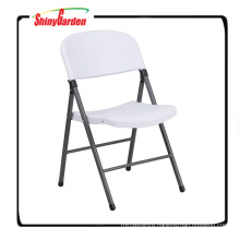 Plastic Folding Chair With Molded Seat and Back