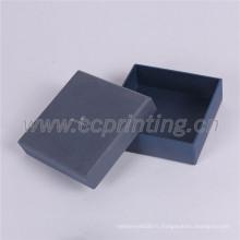 Boîte faite sur commande d'emballage de papier de cadeau de qualité pour l'emballage d'écharpe
