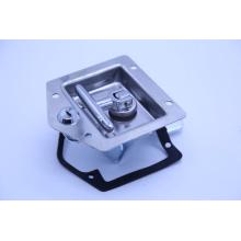caixa de ferramentas de aço inoxidável do fechamento do punho da barra de t para caminhões 012005